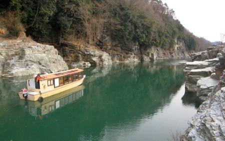 荒川上流(長瀞渓谷)
