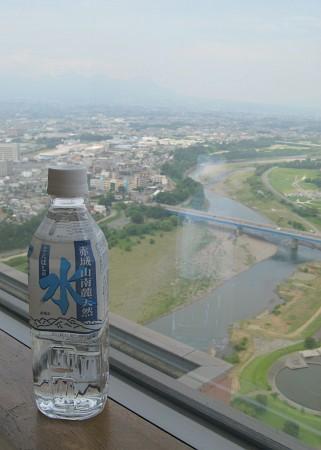 赤城山南麓天然水